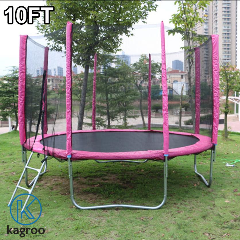 Bạt Nhún Lớn 3,1m (Big Trampoline 10ft) - KR10FT
