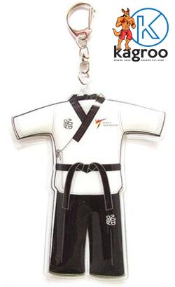 Móc Khóa Võ Phục Taekwondo