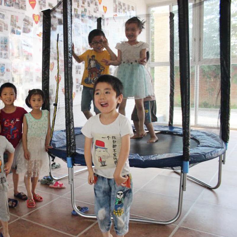 Bạt Nhún Lớn 1,8m (Big Trampoline 6ft) -  KR6FT