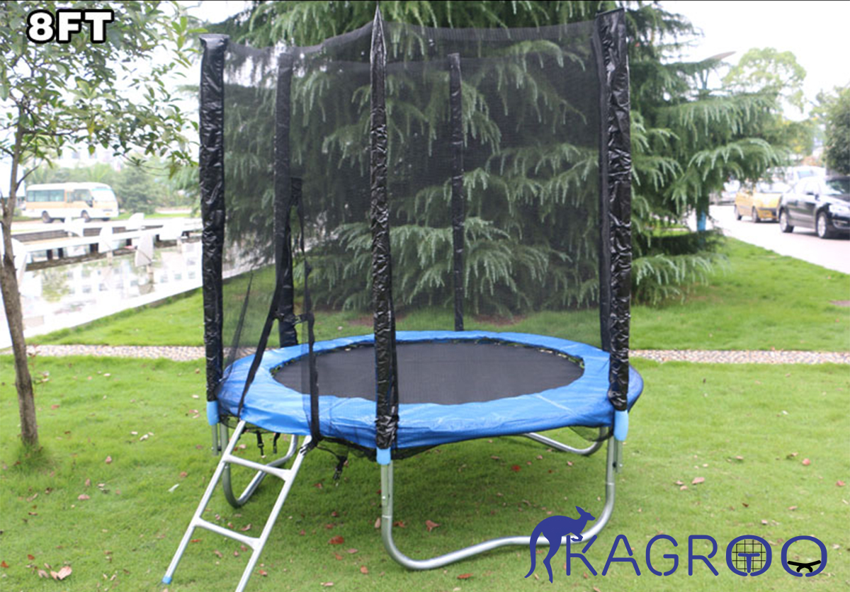 Bạt Nhún Lớn 2,4m (Big Trampoline 8ft) - KR8FT