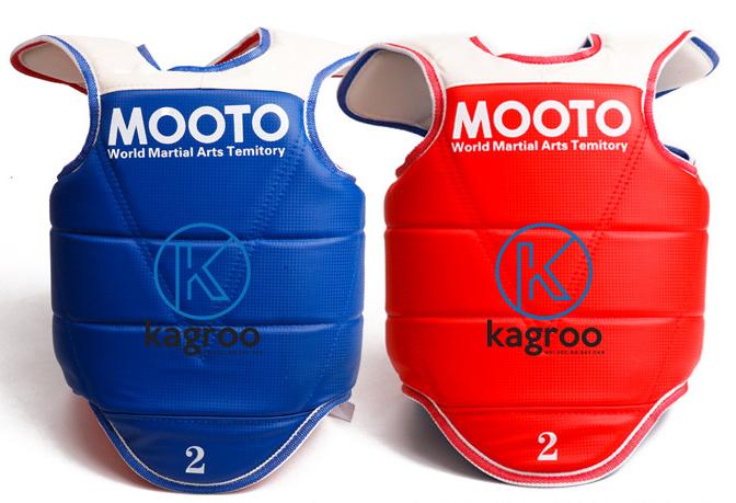 Bộ giáp TKD Mooto (6 món)
