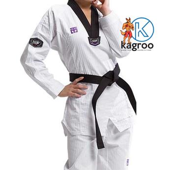 Võ Phục Taekwondo - Hiệu Mooto - Phiên Bản Cho Nữ