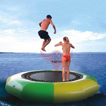 Bạt Nhún Hơi Trên Nước 6m (Water Inflatable Trampoline 6m) - KR-WI6M