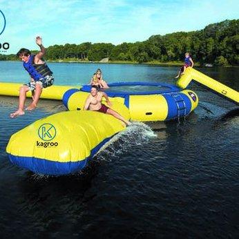 Bạt Nhún Hơi Trên Nước Đặc Biệt (Special Water Inflatable Trampoline) - KR-WI-S