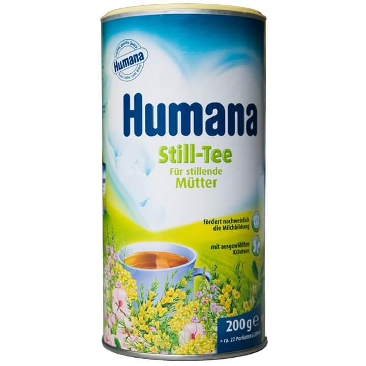 Trà thảo dược hoà tan - Tăng tiết sữa cho mẹ Humana