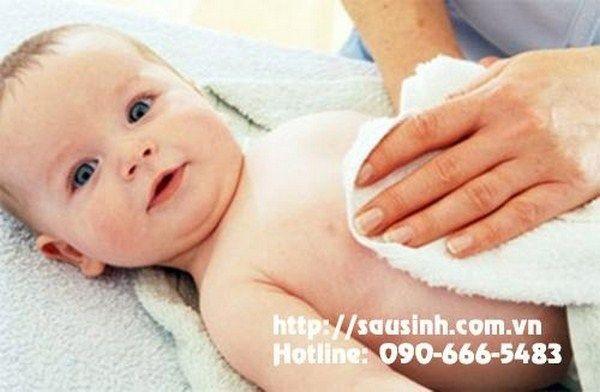 Bột tắm gạo chăm sóc da cho bé Bio Bio Baby