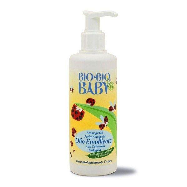 Dầu massage bé Organic Bio Bio Baby