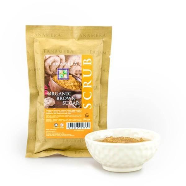 Tẩy body đường nâu (Organic Brown Sugar)