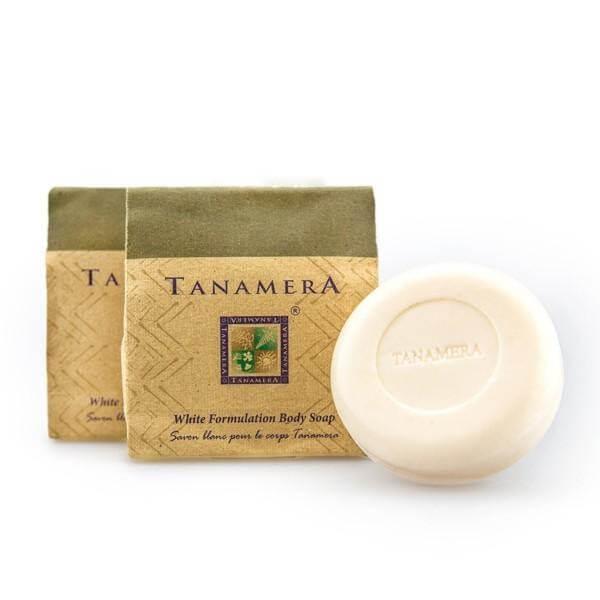 Xà phòng tắm gạo & cacao (White Formulation Body soap) cho da mịn màng săn chắc
