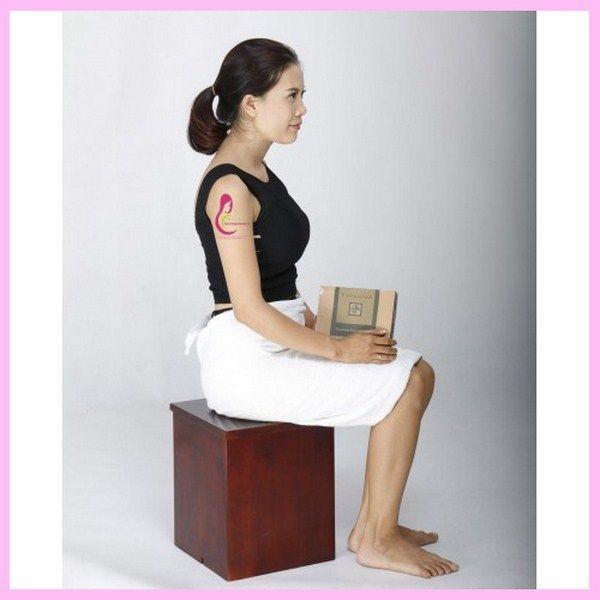 Ghế xông vùng kín – Bạn đồng hành của người phụ nữ hiện đại