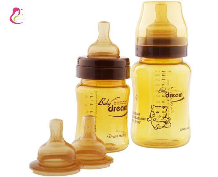 Bình sữa diệt khuẩn Baby Dream an toàn cho con