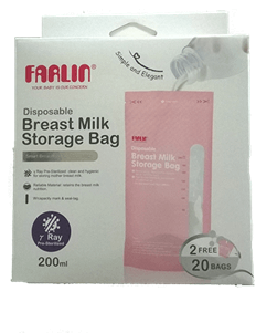 Túi trữ sữa Farlin