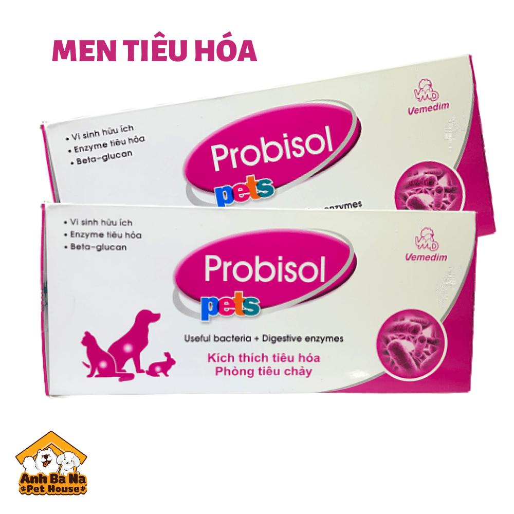 Men tiêu hóa chó mèo Probisol 5g