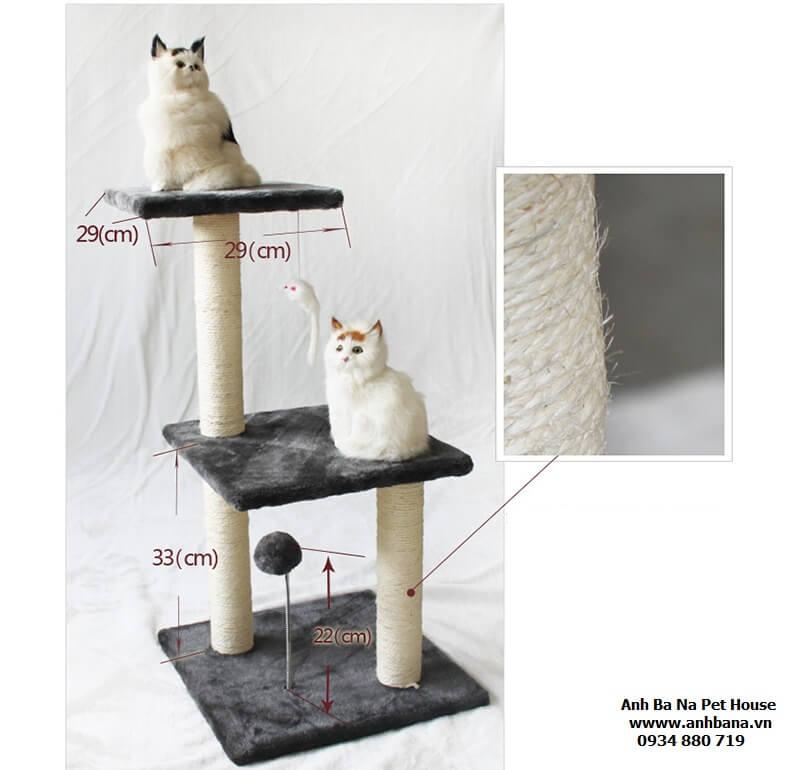 Cat Tree cho mèo 04