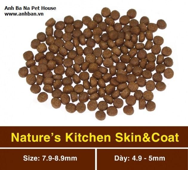 Thức ăn bổ lông cho chó ANF Nature's Kitchen