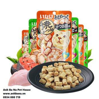 Bánh thưởng cho mèo Snack tươi 30 gram
