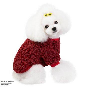 Áo len cho chó DaDaGou
