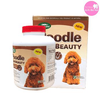 Bổ lông chó Poodle Hair Beauty (Hộp 300 viên)