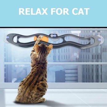 Đồ chơi cho mèo gắn tường