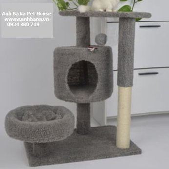Cat Tree nhà cây cho mèo 03