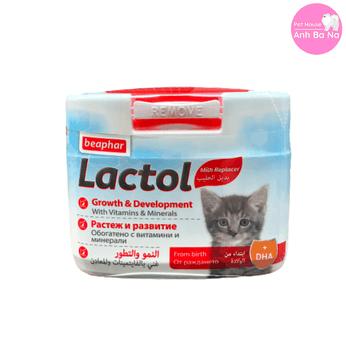 Sữa cho mèo con Lactol Beaphar