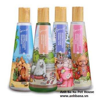 Sữa tắm cho chó Spirit (Có 5 loại)