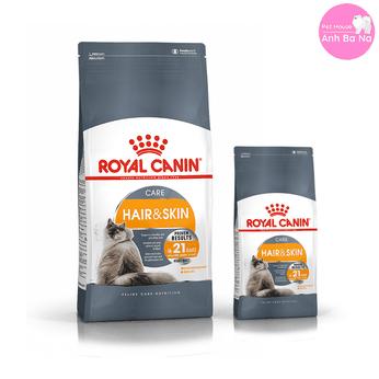 Thức ăn bổ lông cho mèo Royal Canin Hair & Skin Care