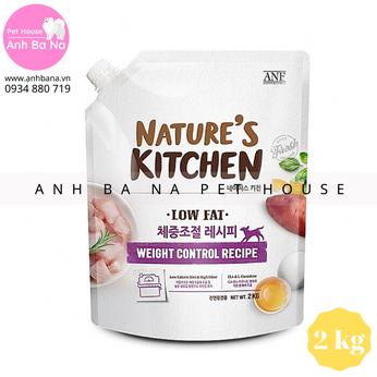 Thức ăn cho chó béo phì ANF Nature's Kitchen