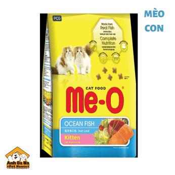 Thức ăn cho mèo con Me-O Kitten