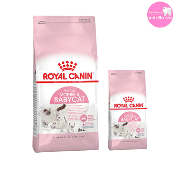 Thức ăn cho mèo mẹ, mèo sơ sinh Royal Canin Mother & Baby Cat