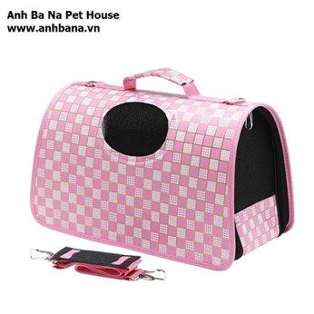 Túi đeo cho chó mèo cao cấp