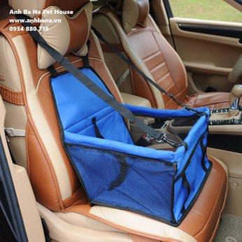 Túi xách chó mèo cho xe hơi ABN03