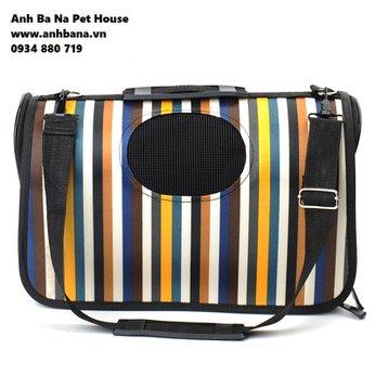 Túi xách mèo sọc ABN14