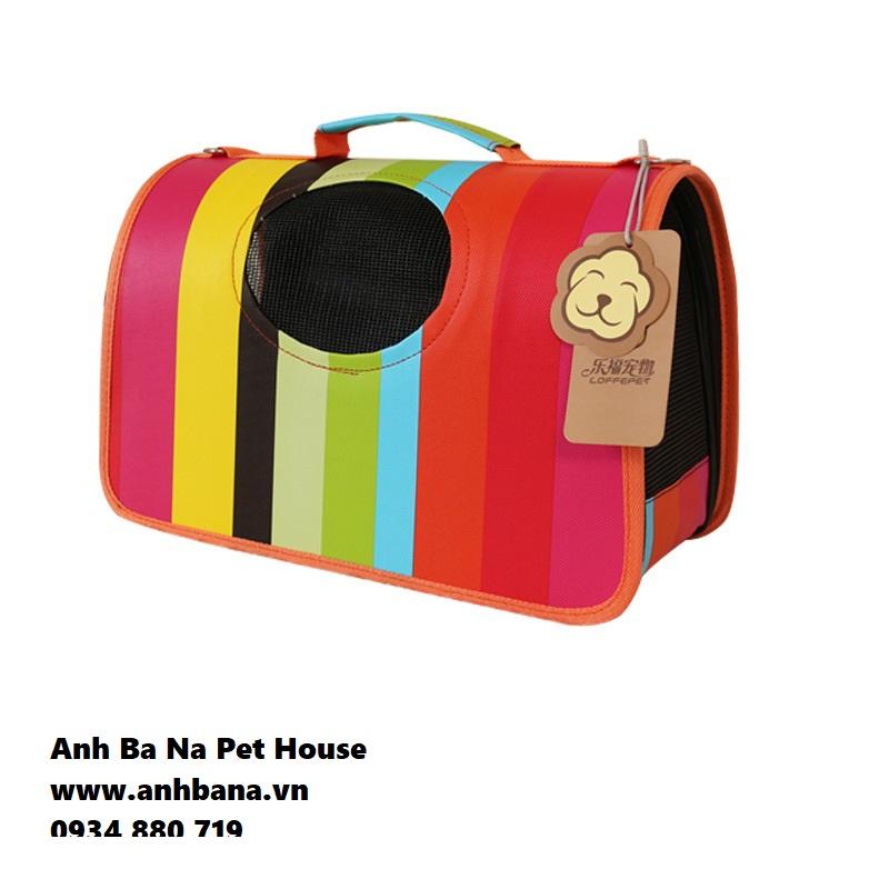 Túi xách thú cưng nhiều màu ABN11