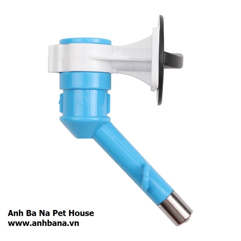 Vòi nước treo chuồng cho chó mèo