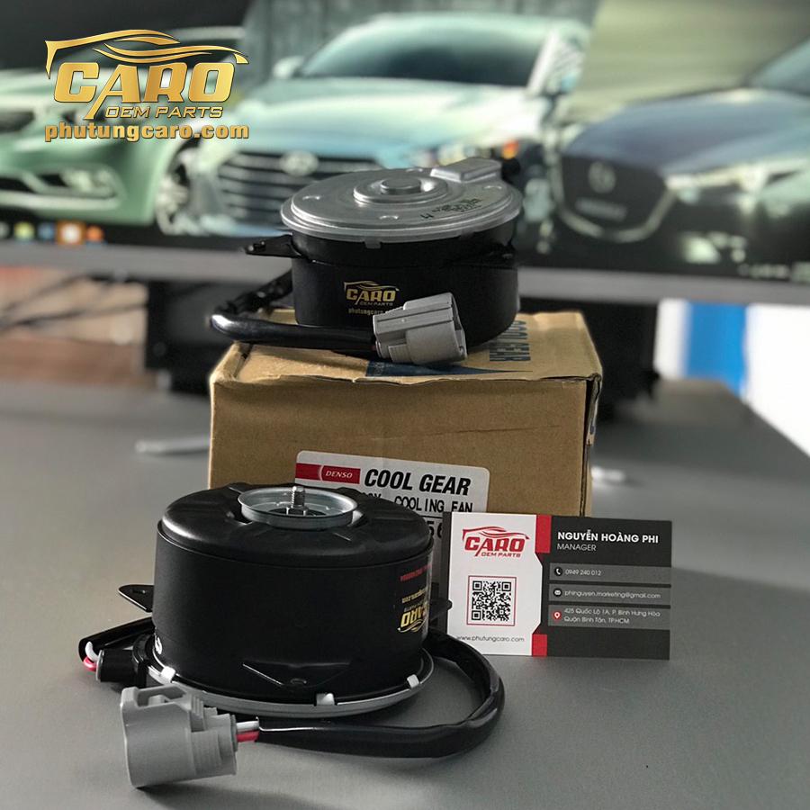 Motor quạt tản nhiệt Mazda CX9 Denso