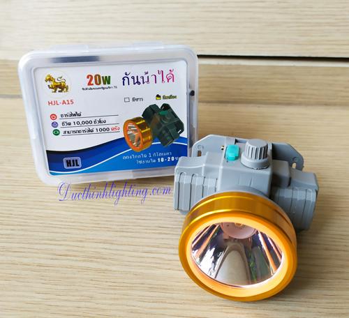 Đèn Pin Đội Đầu LED Siêu Sáng HJL-A15