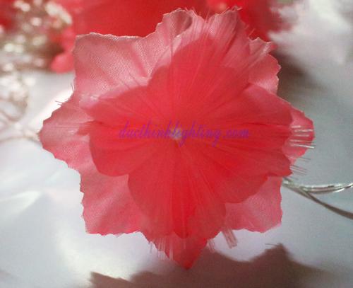 Dây Đèn LED Hoa Hồng Neon