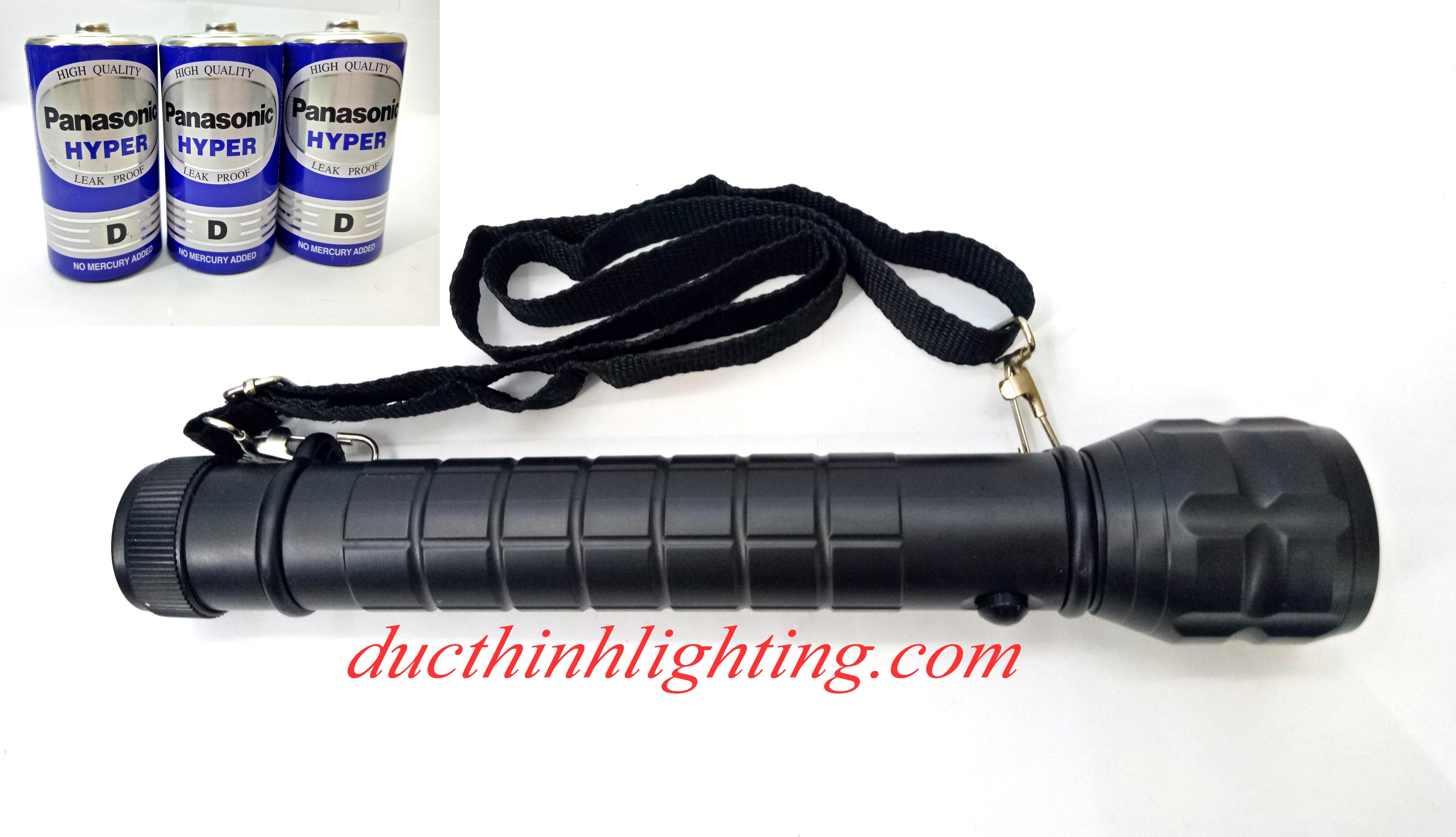 Đèn Pin LED Dùng 3 Pin Đại