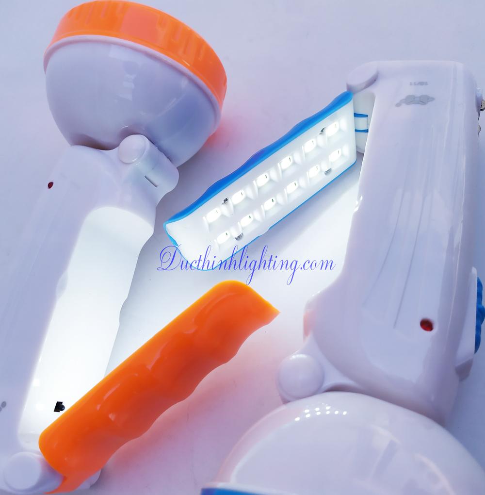 Đèn Pin Sạc Led Đa Năng DP-9035
