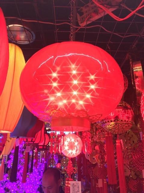 Một số mẫu Lồng đèn LED đẹp cho tết năm nay