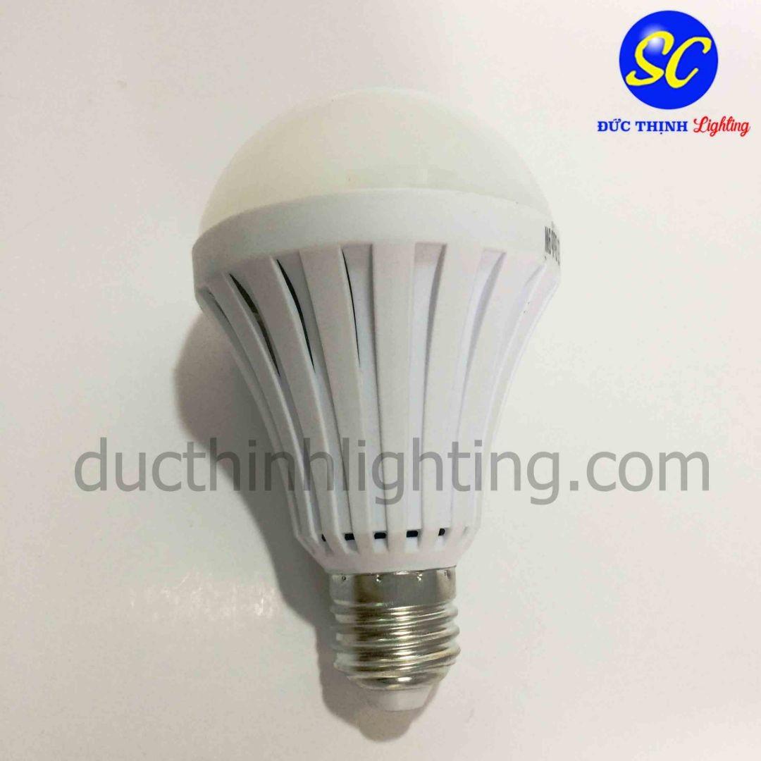 Bóng đèn búp LED tích điện 7W