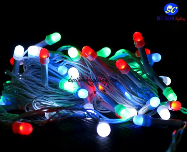 Dây Đèn Chớp LED Q5 Đủ Màu