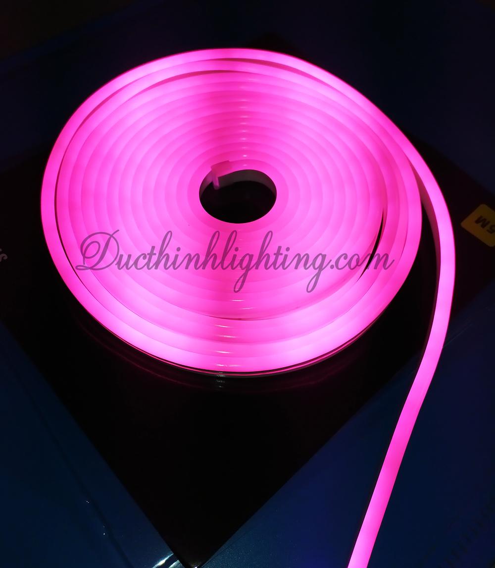 Dây Đèn LED Neon Sign Hồng 5m
