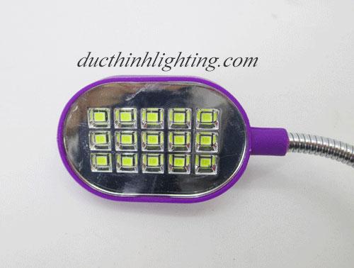 Đèn LED 15 Bóng Đế Nam Châm