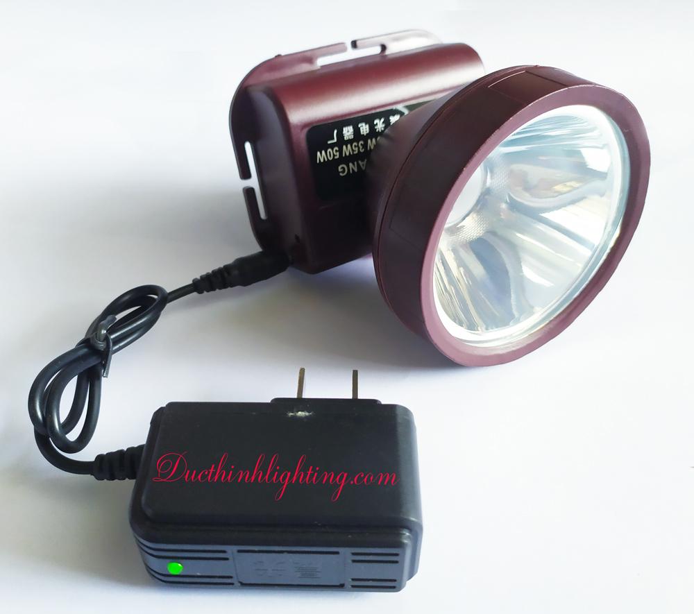 Đèn Pin Đội Đầu LED Siêu Sáng Chen Guang 3W