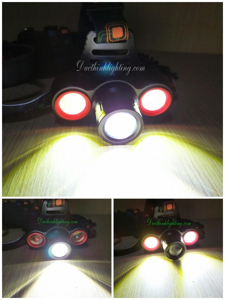 Đèn Pin Đội Đầu LED Siêu Sáng H352-118