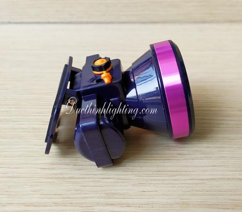 Đèn Pin Đội Đầu LED Siêu Sáng QH-5202