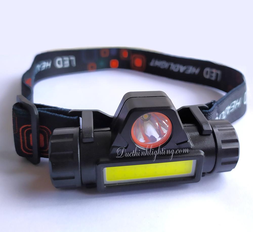 Đèn Pin Đội Đầu LED Siêu Sáng SC