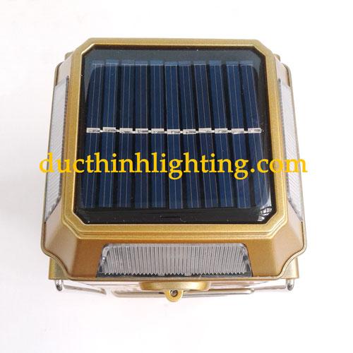 Đèn Sạc Năng Lượng Mặt Trời 8 LED GSH-9009A